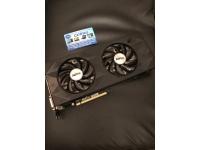 Vga XFX Radeon R9 390 8GB 512Bit DDR5