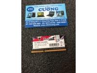 Ram Laptop GSKill Ripjaw  DDR3 8GB Bus 1600 BH 07/2020