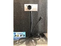 Webcam Chân Cao HD 720P Có Mic - Hỗ Trợ Dạy và Học Online Trực Tuyến