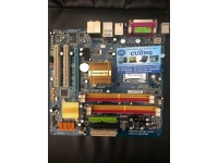 Mainboard Gigabyte G31 socket 775 ram DDR2 4khe ram