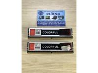 Ram DDR4 8Gb Colorful buss 2666 Tản Nhiệt