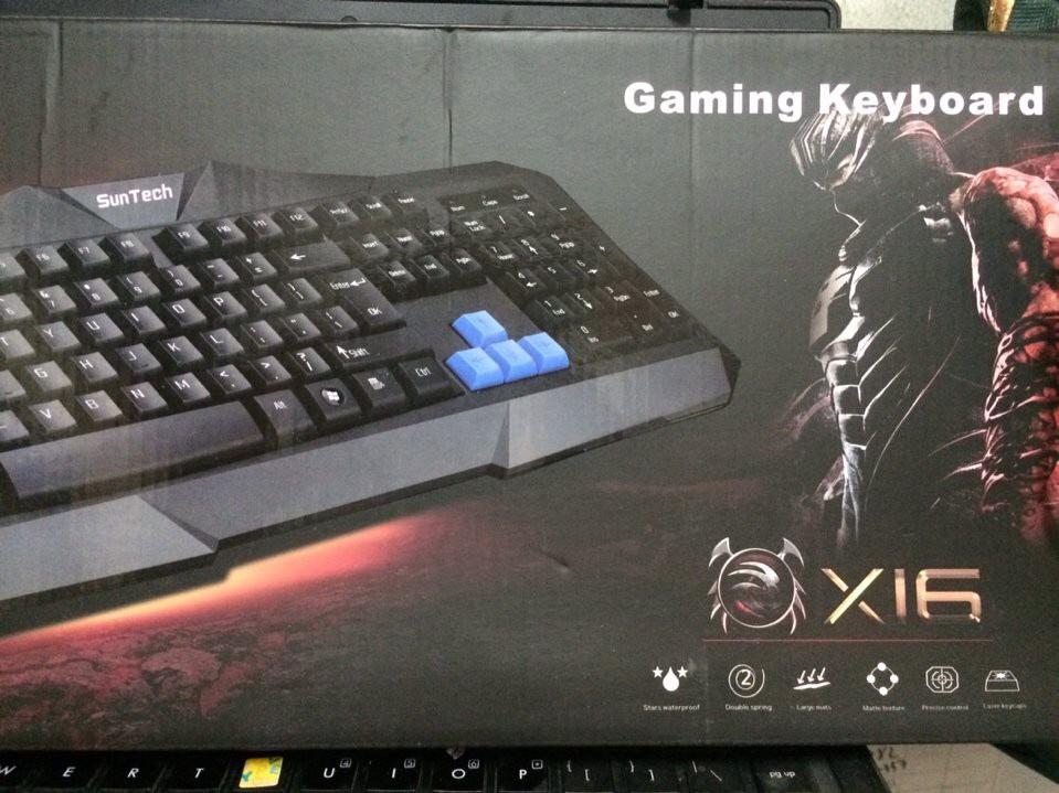 KB Suntech X16