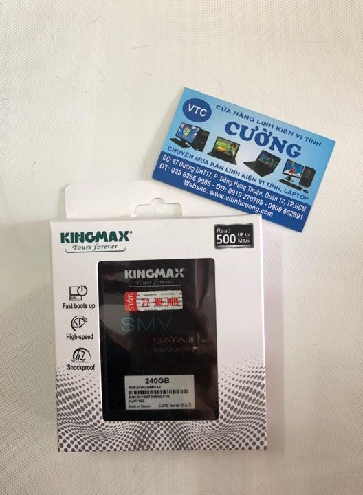 Ổ cứng SSD Kingmax 240G  2.5 - SATA III