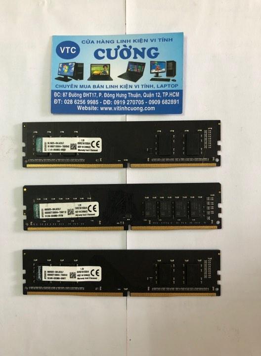 Ram DDR4 4Gb buss 2133 Kingston