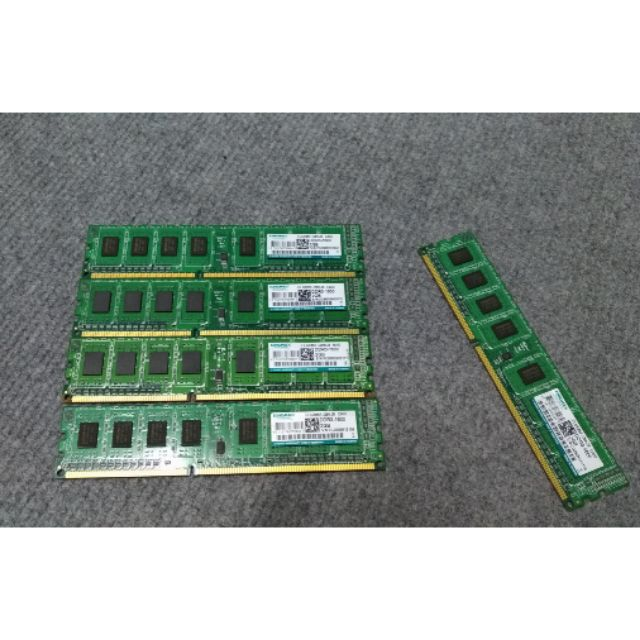 Ram DDRIII 2Gb buss 1333/1600 Kingmax