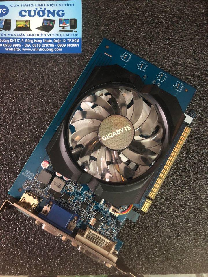 Card màn hình Gigabyte 730 (GV-N730) GDDR5 2Gb