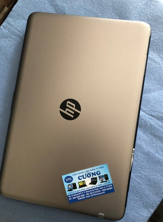 Laptop HP 15 - AC149TU