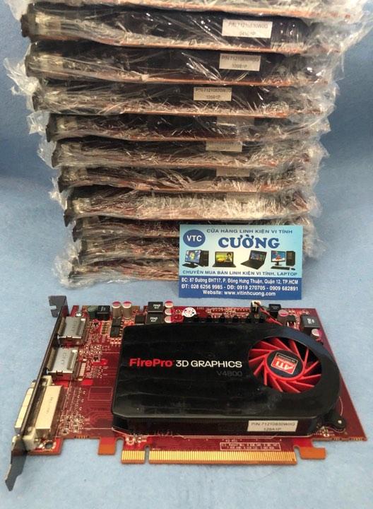 Vga ATI FIREPRO V4800 1Gb DDR5