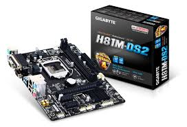 GIGABYTE H81 socket 1150