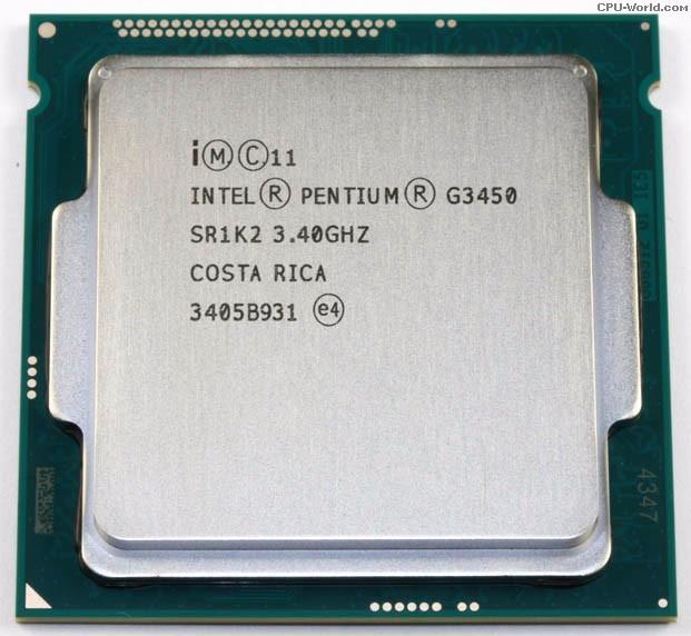 G3450 socket 1150