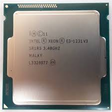 Chip XeonE3 1231 v3 3.4GHz
