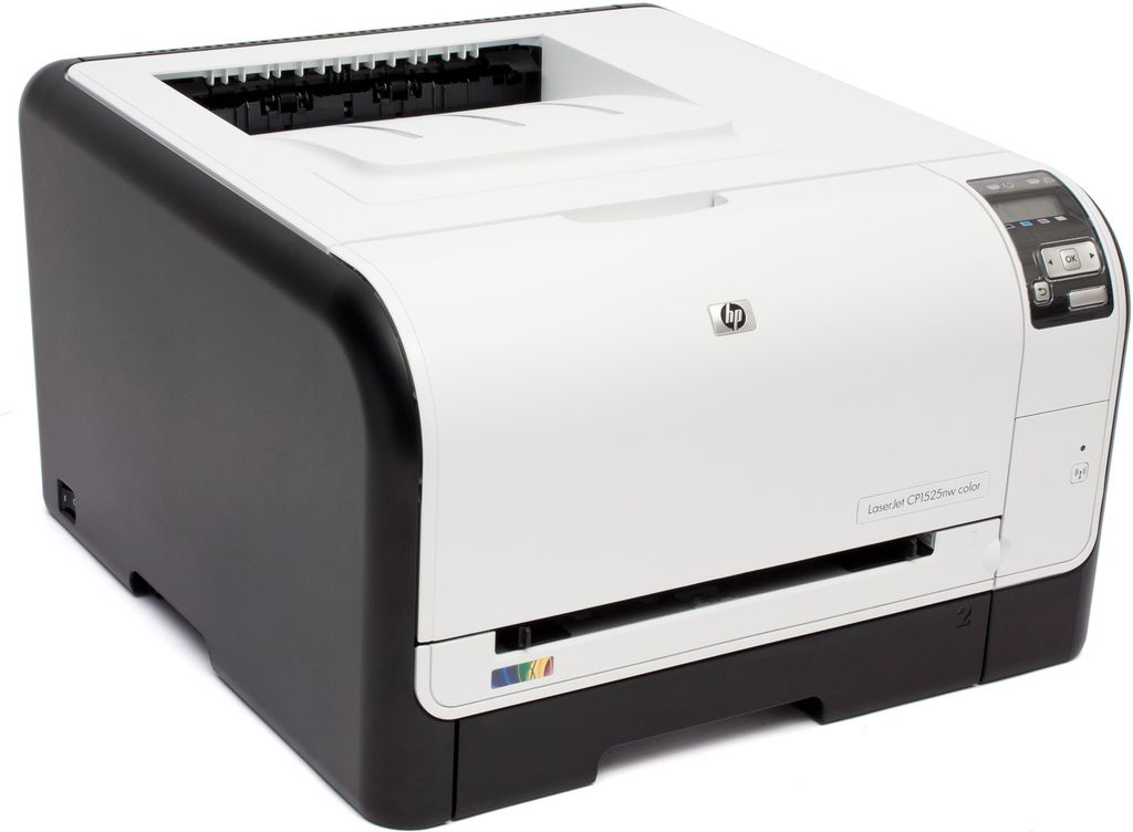 Máy in laser màu HP CP1525nw