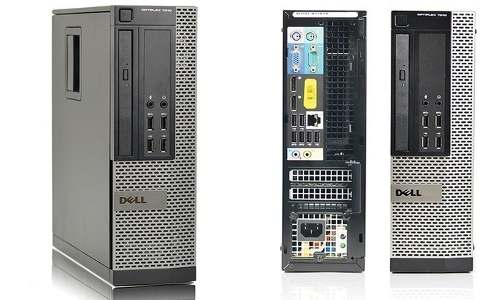 Máy bộ Dell 7010 mini I5-3450/8Gb/SSD-120Gb/DVD