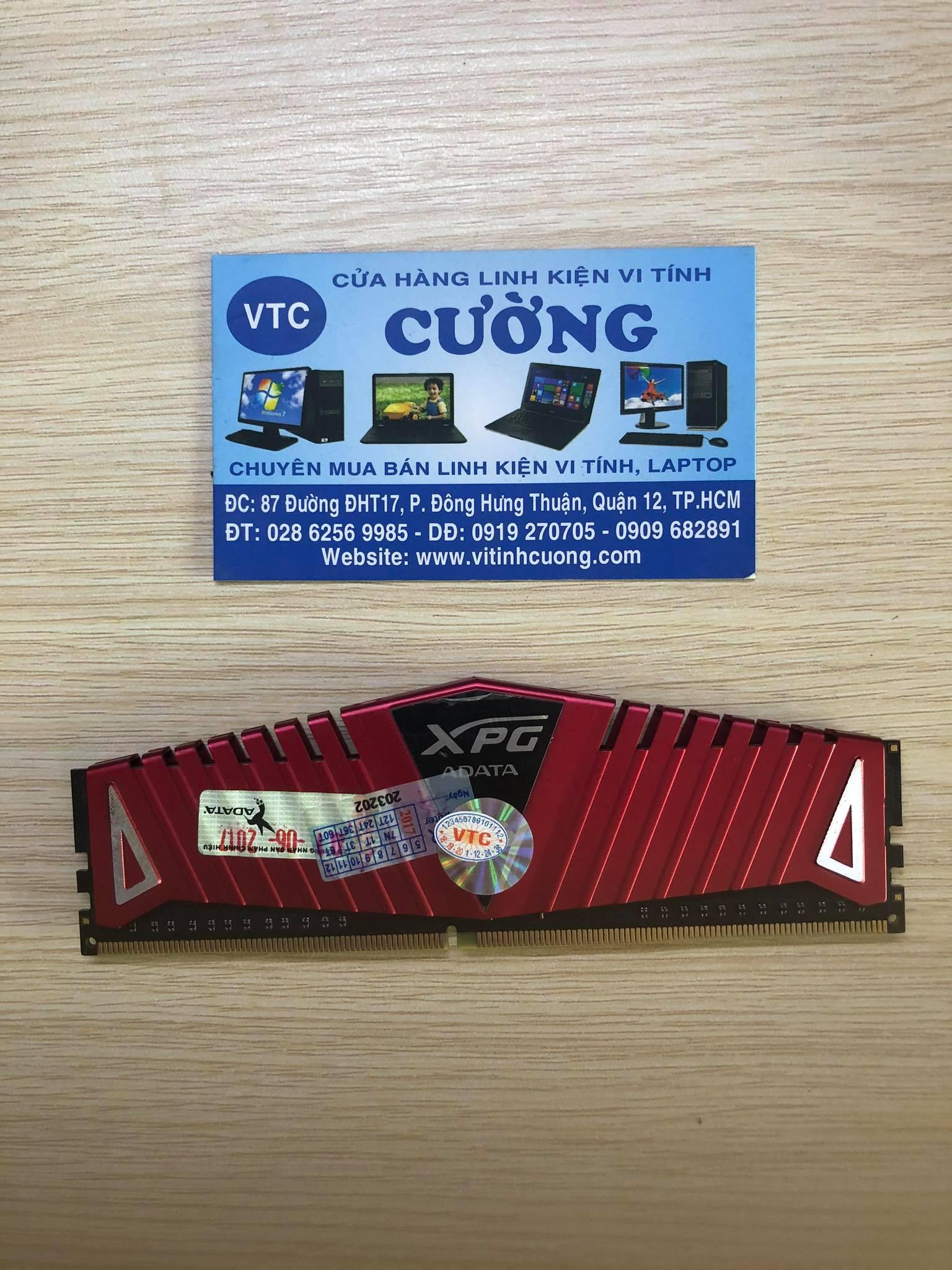 Ram DDR4 XPG Adata 4Gb buss 2400