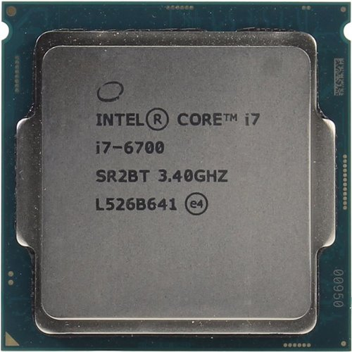 Chip Intel Core I7-6700 (3.4GHz)