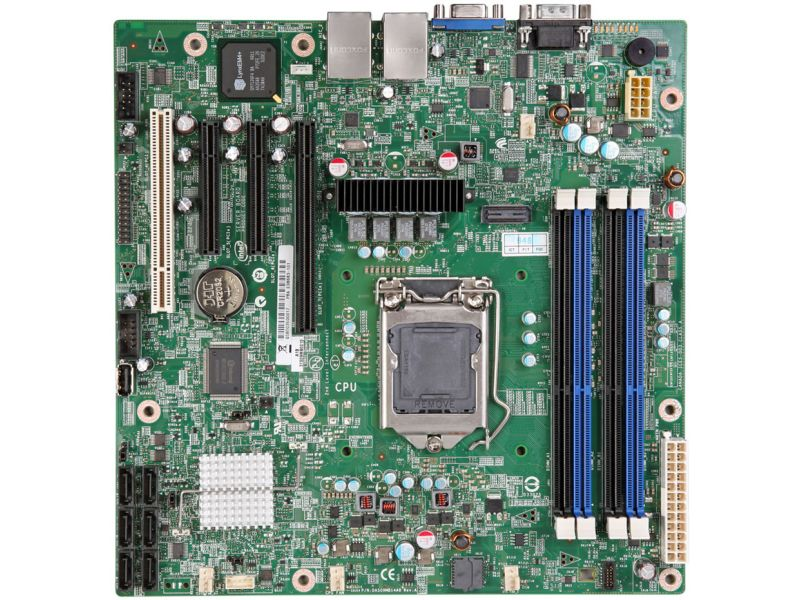 Intel Server S1200BTS socket 1155