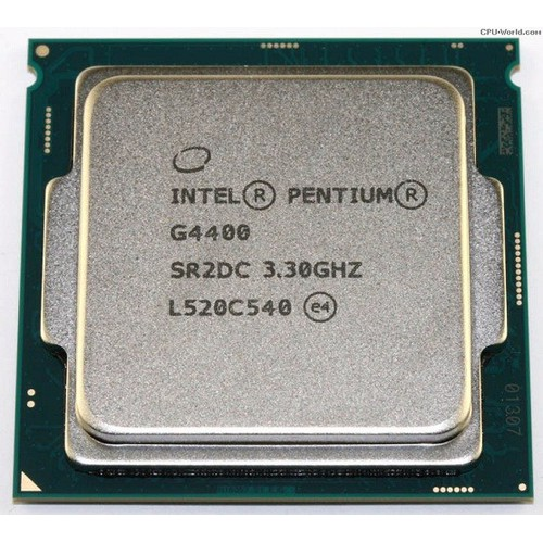 Chip Intel Pentium G4400
