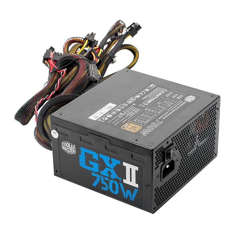 Nguồn 750W Cooler Master GXII Pro 750