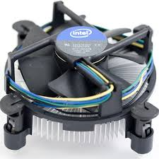 Fan zin Intel 1155 nhôm