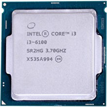 Chip Core i3-6100