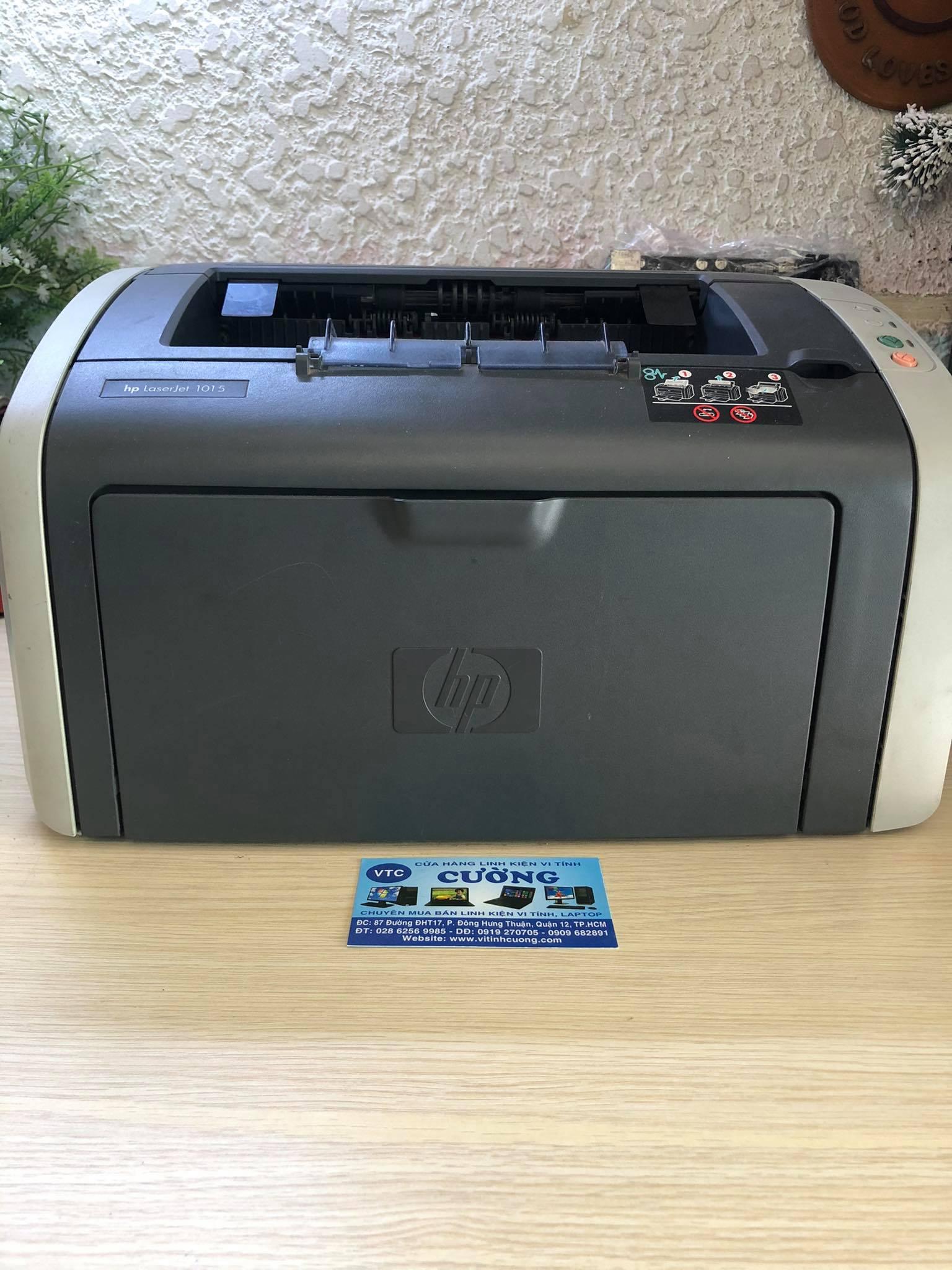 Máy in HP laserjet 1015